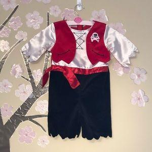 Pirate Infant Costume